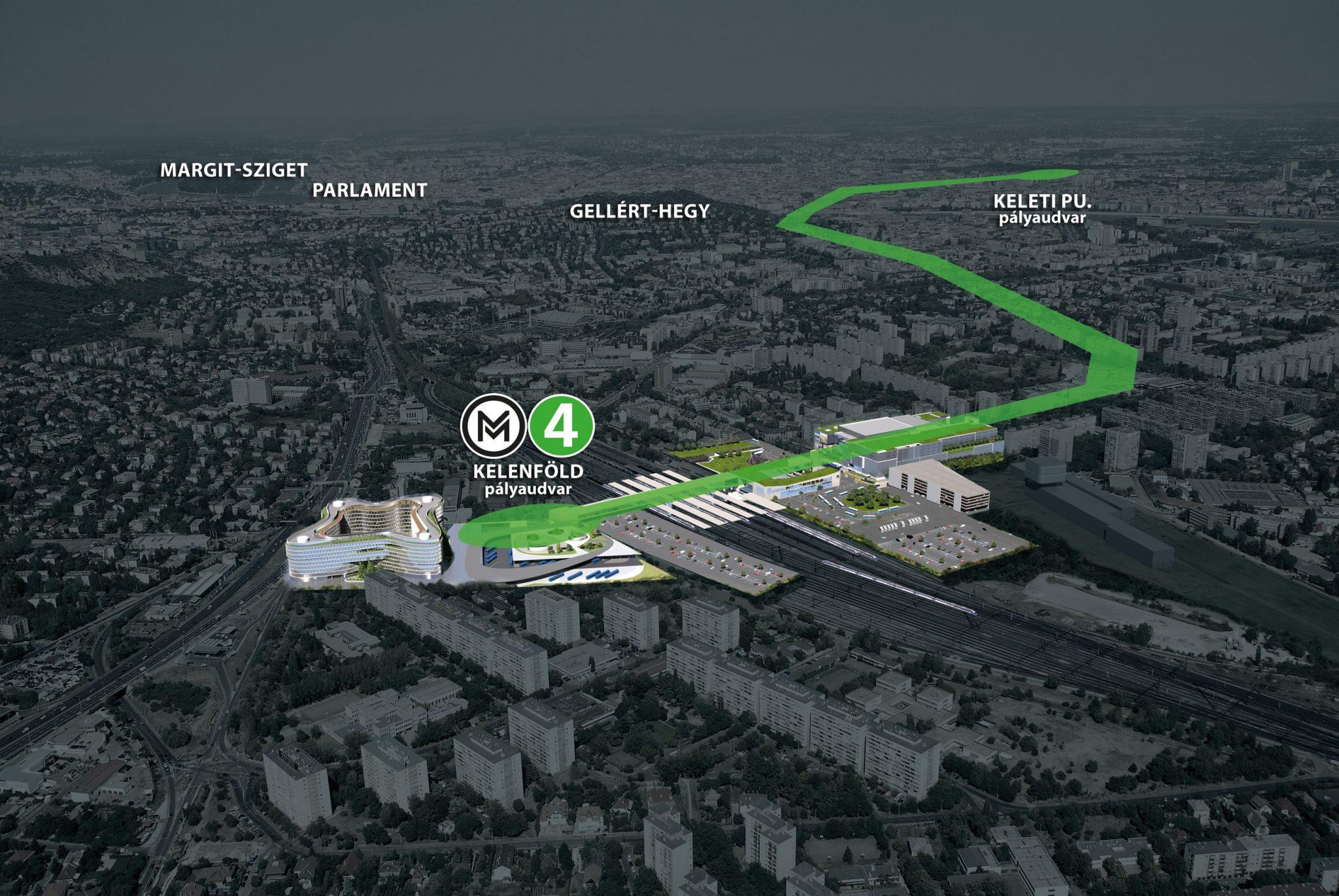 Legnagyobb irodapiaci projektjét építi meg Budapesten a Futureal