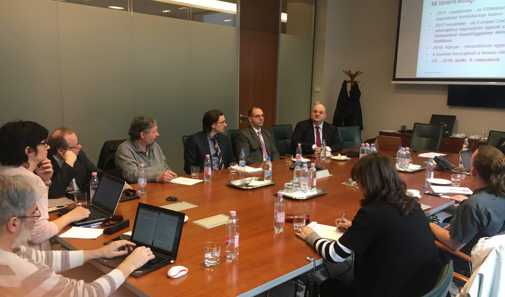 GDPR Sajtókerekasztalt tartottunk a Baker & McKenzie-vel