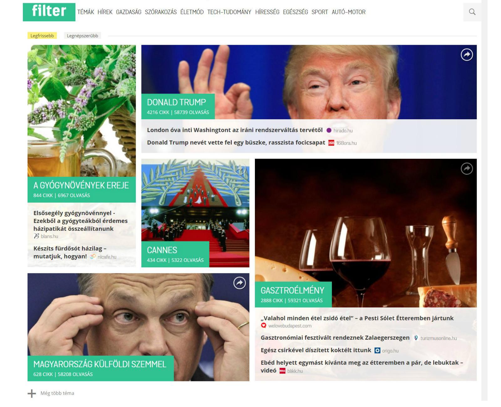 Százmilliós befektetés a magyar fejlesztésű hírmotornak